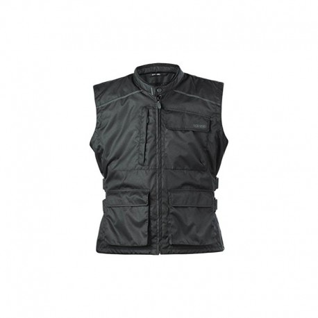 CHALECO AXO BOSTON GILET NEGRO