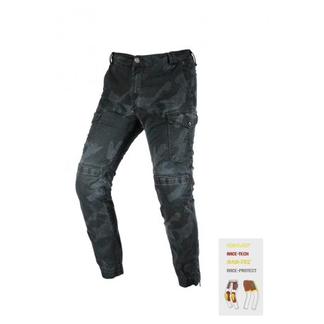 JEANS RACE REDE FACTORY MILITAR