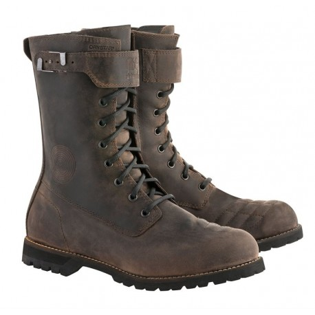 BOTAS ALPINESTARS FIRM DRYSTAR MARRON