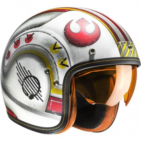 CASCO HJC FG70S X-WING FIGHTER PILOT MC1F