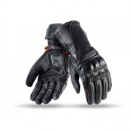 GUANTES SEVENTY DEGREES T1 NEGRO