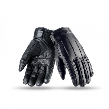 GUANTES SEVENTY DEGREES C15 NEGRO