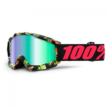 GAFAS 100% ACCURI CHAPTER 11 CR VERDE