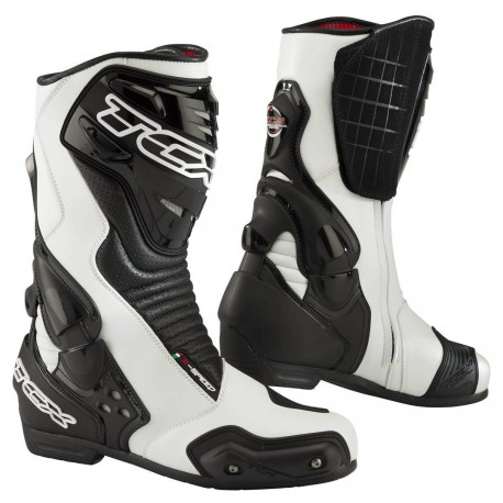 BOTAS TCX S-SPEED BLANCO NEGRO