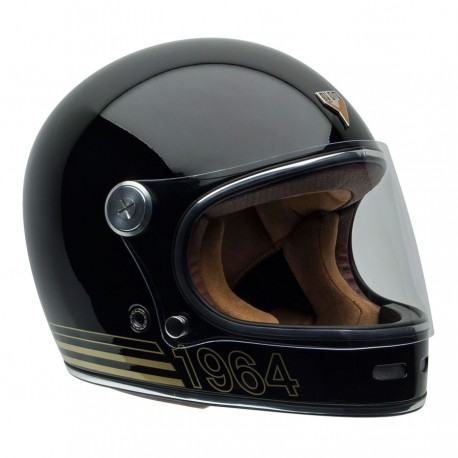 CASCO BY CITY ROADSTER ORO NEGRO