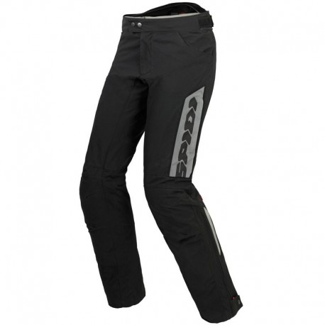 PANTALON SPIDI THUNDER H2OUT NEGRO PLATA