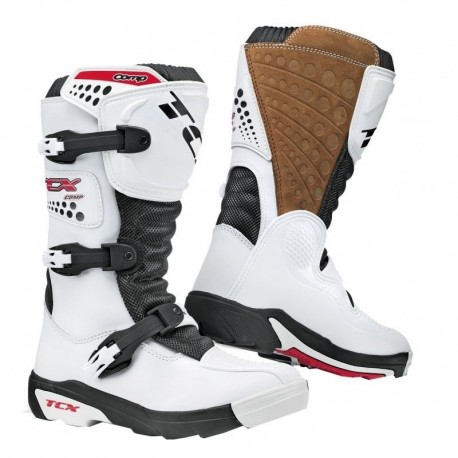 BOTAS TCX COMP-KID BLANCO