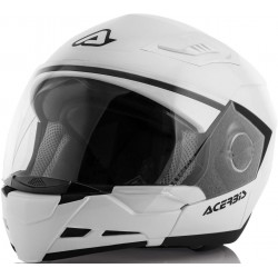 CASCO ACERBIS CROSSOVER STRATOS BLANCO