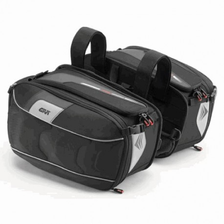 ALFORJAS LATERALES GIVI XS314 - LINEA XSTREAM