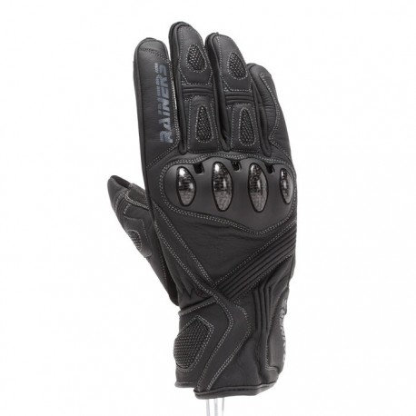 GUANTES RAINERS PS3 NEGRO