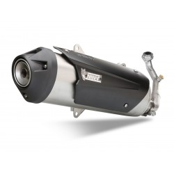 ESCAPE MIVV URBAN INOX PARA YAMAHA MAJESTY 400 (04-06)