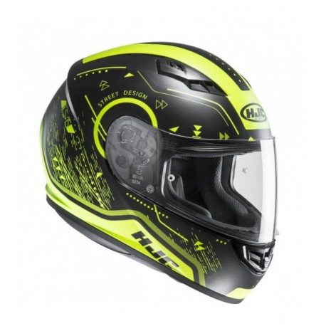 CAPACETE HJC CS15 SAFA MC4SF