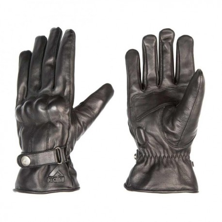 GUANTES BY CITY ELEGANT MARRON OSCURO