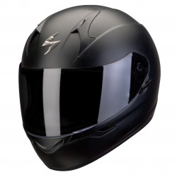 CASCO SCORPION EXO-390 NEGRO MATE