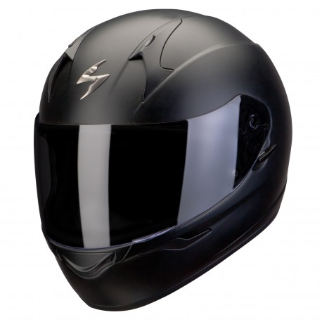 CASCO SCORPION EXO 390 NEGRO MATE