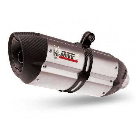 ESCAPE MIVV COMPLETO SUONO INOX PARA YAMAHA T-MAX 500 (01-07)