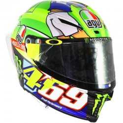 CASCO AGV PISTA GP R LIMITED EDITION ROSSI MUGELLO CARBON
