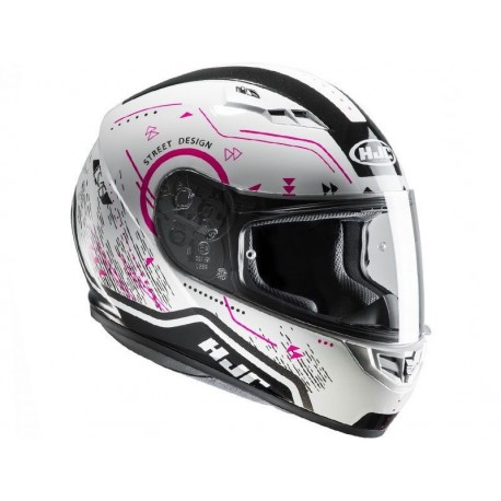 CASCO HJC CS15 SAFA MC8