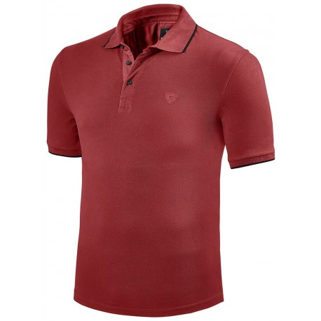 POLO REVIT WINSTON ROJO