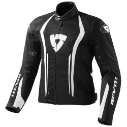 CHAQUETA REVIT AIRFORCE NEGRO BLANCO