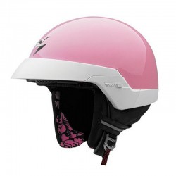 CASCO SCORPION EXO 100 SOLIDO ROSA