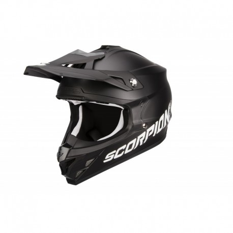 CASCO SCORPION VX15 EVO NEGRO MATE