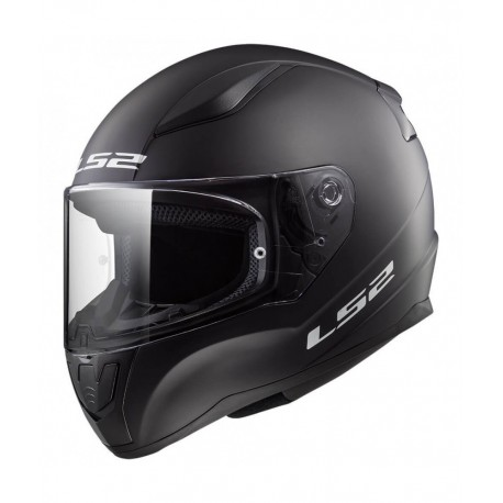 CASCO LS2 FF353 RAPID SINGLE NEGRO MATE