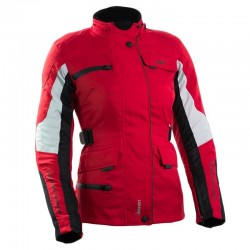CHAQUETA QUARTER MILE ALICE LADY ROJO