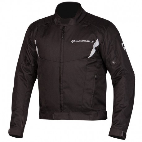 CHAQUETA QUARTER MILE ECLIPSE NEGRO