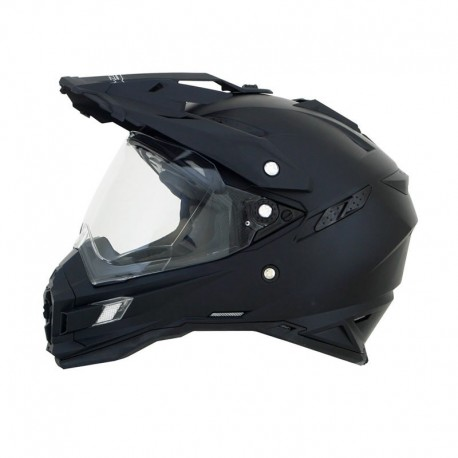 CASCO AFX FX41 DS NEGRO MATE