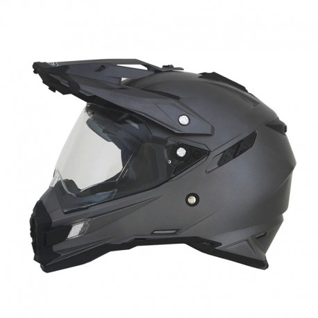 CASCO AFX FX41 DS GRIS MATE