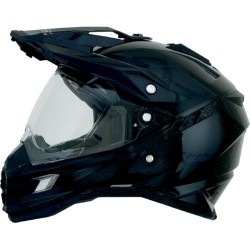 CASCO AFX FX41 DS NEGRO
