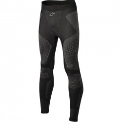 PANTALON TERMICO ALPINESTARS RIDE TECH BOTTOM WINTER NEGRO GRIS