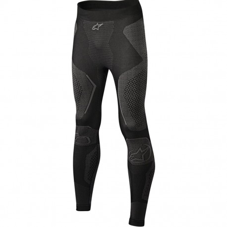 CALÇAS PERCA ALPINESTARS RIDE TECH BOTTOM WINTER PRETO CINZA