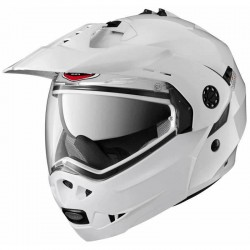 CASCO CABERG TOURMAX BLANCO