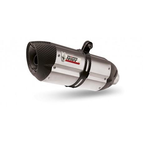 ESCAPE MIVV SUONO INOX PARA HONDA HORNET 600 (98-02)