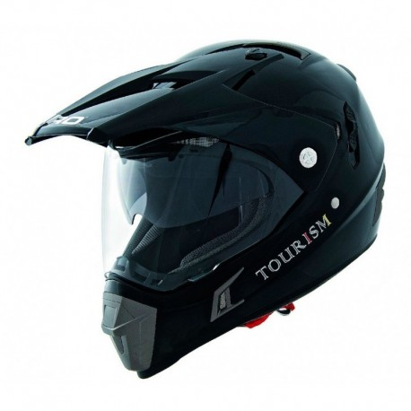 CASCO SHIRO SH-311 TOURISM NEGRO
