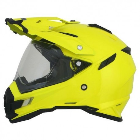CASCO AFX FX41 DS AMARILLO FLUOR