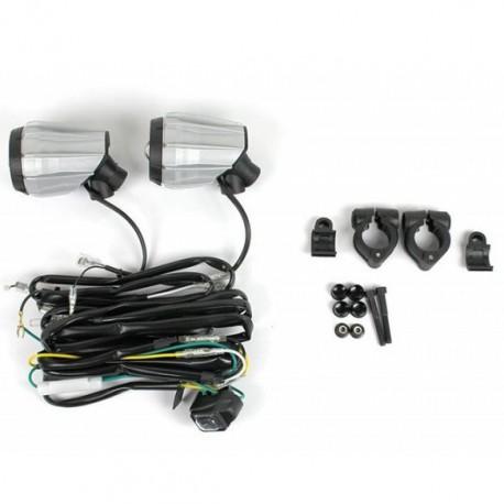 PROJETORES UNIVERSAIS GIVI S320 diodo EMISSOR de luz PROJECTORS