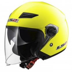 CASCO LS2 OF569 TRACK GLOSS HI-VIS AMARILLO