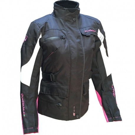 CHAQUETA QUARTER MILE ALICE LADY NEGRO ROSA