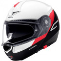 CASCO SCHUBERTH C3 PRO GRAVITY ROJO BRILLO