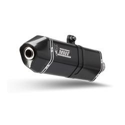 ESCAPE MIVV SPEED EDGE BLACK INOX NEGRO PARA SUZUKI GSF 1250 BANDIT (07-16)