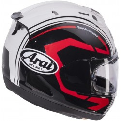 CASCO ARAI RX7V STATEMENT BLACK
