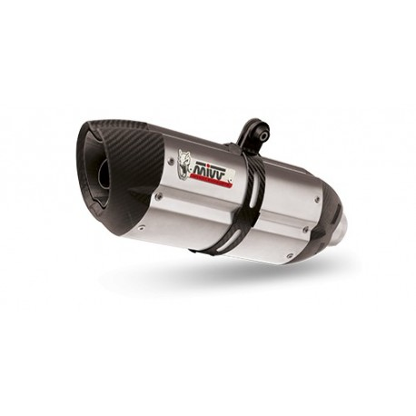 ESCAPE MIVV SUONO INOX PARA SUZUKI GSX-S 750 (17-)