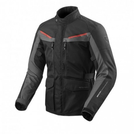CHAQUETA REVIT SAFARI 3 NEGRO ANTRACITA