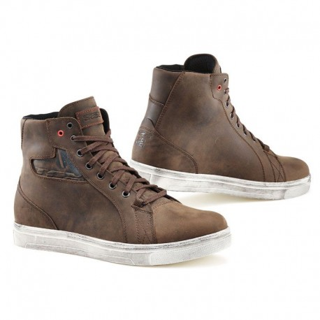 BOTAS TCX 9402 STREET ACE WATERPROOF DAKAR MARRON