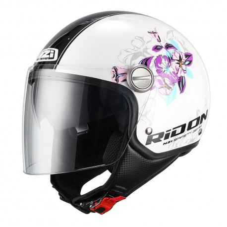 CAPACETE NZI CAPITAL DUO BLOOM