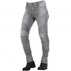 JEANS OVERLAP STRADALE SNOW LADY GRIS