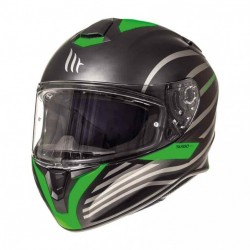 CASCO MT TARGO DOPPLER A2 VERDE FLUOR MATE